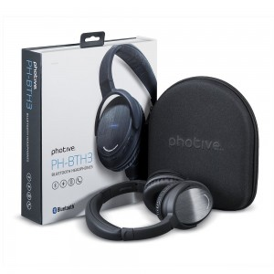 Photive BTH3 Bluetooth 4.0 Headphones...