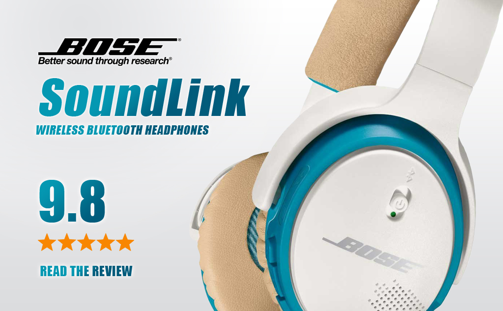 Bluetooth Headphones Bose SoundLink